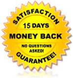 Garantía de devolución del dinero de 15 días